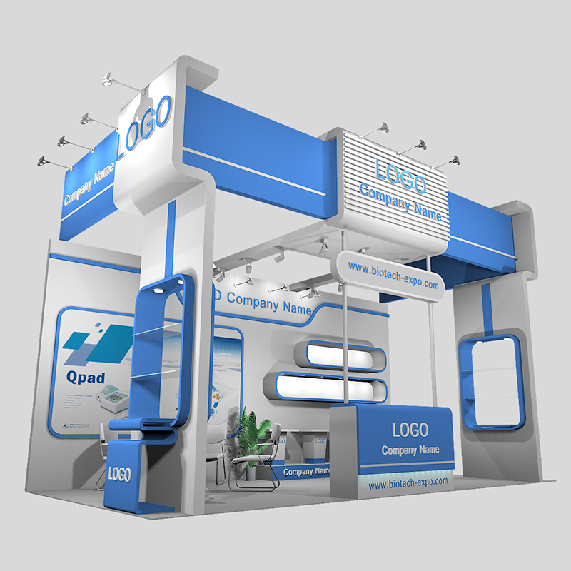 Exhibition Booth Package : Biotech september shenzhen convention